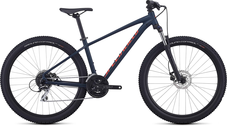 Specialized Men´s Pitch Sport Satin Cast Blue/Rocket Red/Clean L - Pulsschlag Bike+Sport