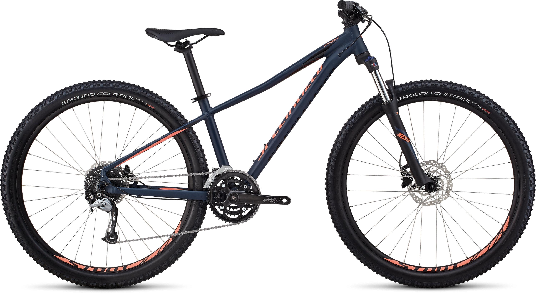 Specialized Women´s Pitch Comp 27.5 Satin / Gloss / Cast Blue / Acid Lava L - Pulsschlag Bike+Sport