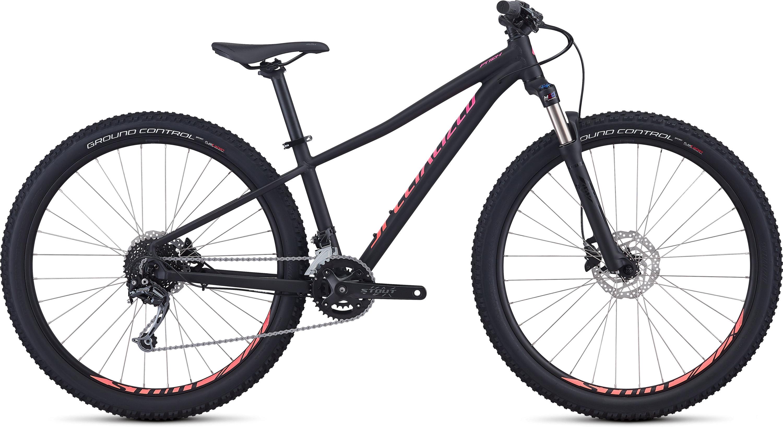Specialized Women´s Pitch Expert Satin Gloss Black/Acid Lava/Acid Purple/Clean L - Pulsschlag Bike+Sport