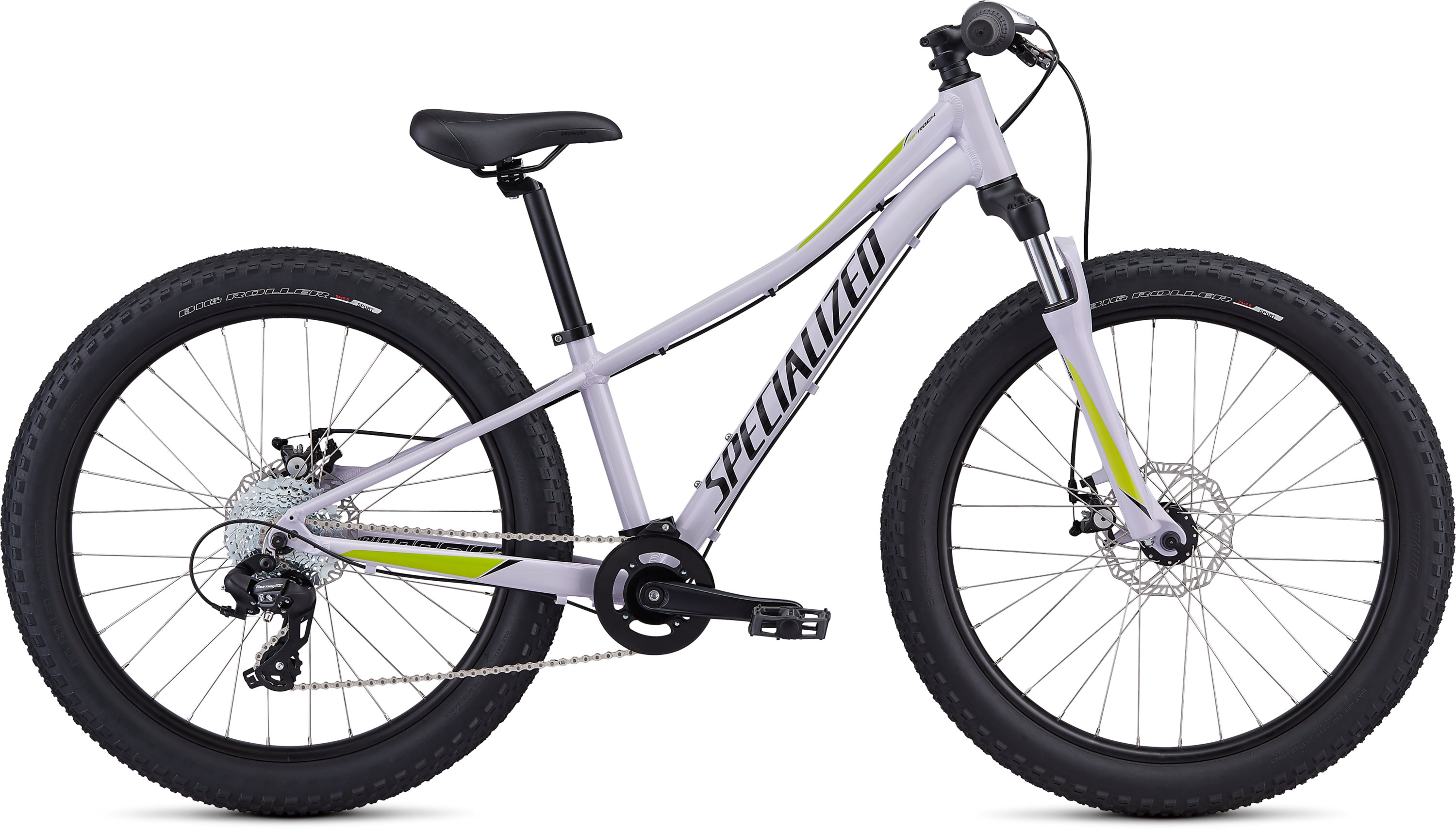 Specialized Riprock 24 Gloss UV Lilac/Ion/Black 11 - Pulsschlag Bike+Sport