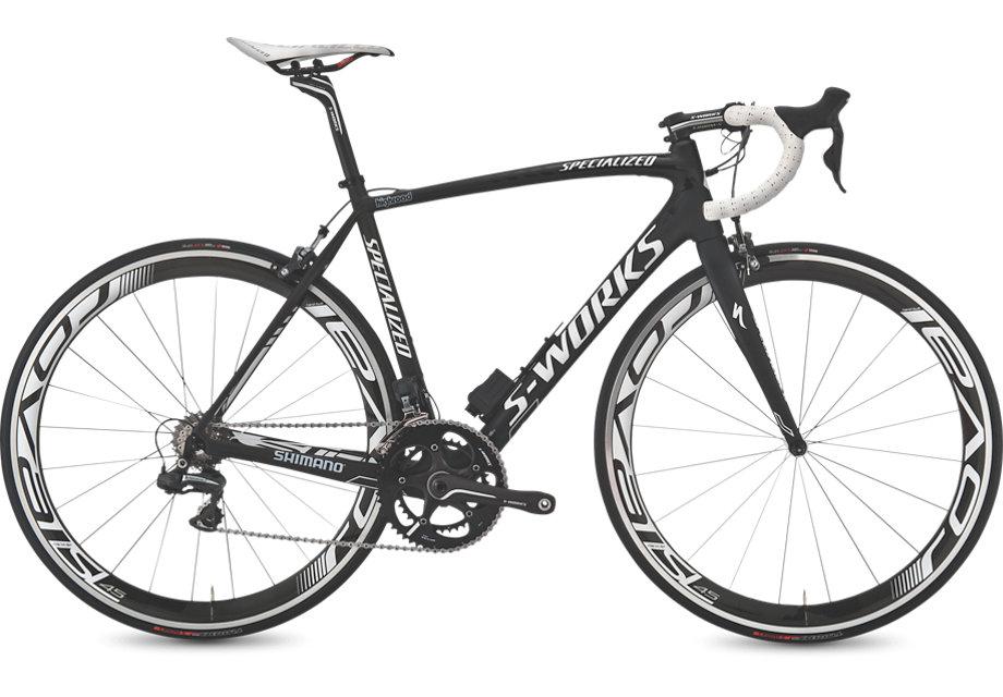 dcfb43c6c65 everysingle.bike | 2012 Specialized S-Works Tarmac SL4 Black
