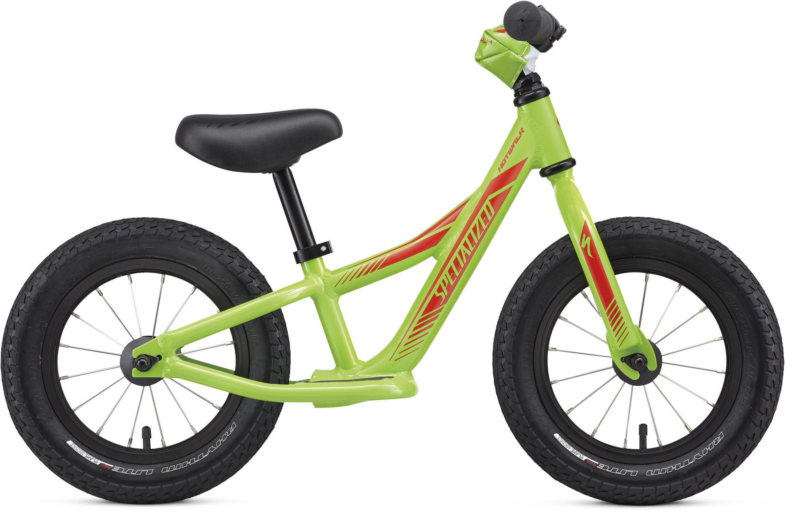Specialized Boy´s Hotwalk Monster Green/Nordic Red 5 - Pulsschlag Bike+Sport