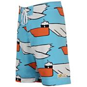 Boy's Pelly Boardshort - Blue