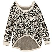 Women's Liv for Luv Cheetah Sweater - Pattern