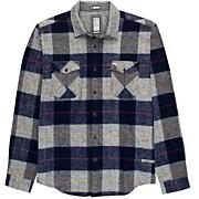 Men's Grayson LS Woven Shirt - Navy / Dark Blue