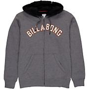 Men's Fill It Up Zip Hoodie - Gray