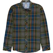 Men's Sheffield LS Woven Shirt - Gray