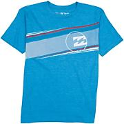 Boys' Stepper Logo Short Sleeve Tee - Blue