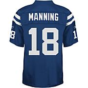 Men's Indianapolis Colts Peyton Manning Replica Home Jersey
