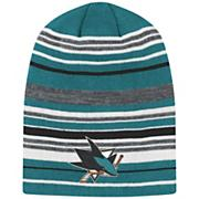 Men's Sharks Long Knit Beanie