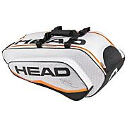 Novak Djokovic Combi Tennis Racquet Bag