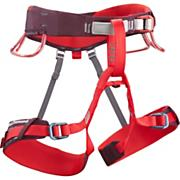 Lotus Ice/Alpine Climbing Harness - Red