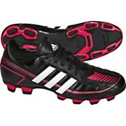 Girls' Puntero 6 TRX FG J Soccer Cleat – Black/White/Fresh Pink