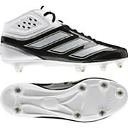 Men's Malice 2 D – Black/Running White/Metallic Silver