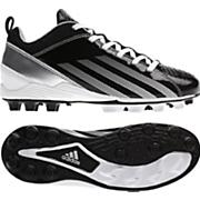 Kids' Blast 3 MD 5/8 J Football Cleats – Black/Running White/Metallic Silver