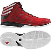 Men's Crazy Shadow 2 Basketball Shoes - University Red/Running White/Black