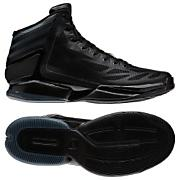 Men's Adizero Crazy Light 2.0 Basketball Shoes - Black