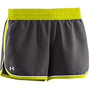 Women's Great Escape II Short - Charcoal