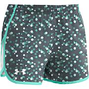 Girls' Escape Print 3 Short - Gray Patterned