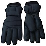 Kids 4-7 Glove - Black