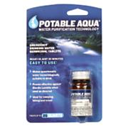 Potable Aqua Water Purication Tablets