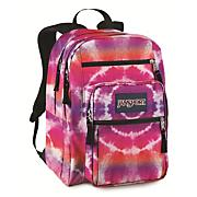 Big Student Backpack - Pink Prep Hippy Skip