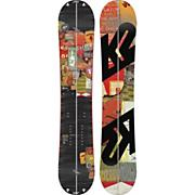 Panoramic Splitboard Package 158