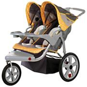 Grand Safari Swivel Jogger Double