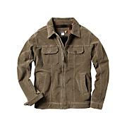 Men's Santa Cruz Jacket - Light Brown / Beige