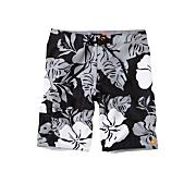 Men's Betta Bing Boardshort - Black