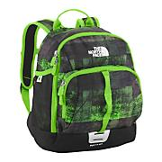 Youth Sprout 9L Daypack - Glo Green Distress