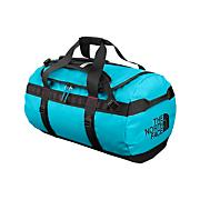 Base Camp Medium Duffel Bag - Turquoise Blue