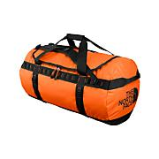 Base Camp Large Duffel Bag - Oriole Orange / Black