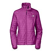 Women's Redpoint Micro Full Zip Jacket - Purple