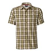 Men's S/S Pine Knot Woven Shirt - Tan