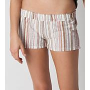 Women's Airwaves Short - White Patterned