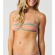 Women's Memory Bandeau Swim Top - Pattern
