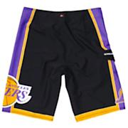 Men's Lakers Boardshort - Black
