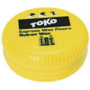 Express Wax Flouro, Rub-on Wax