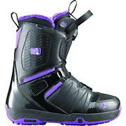 Women's Pearl Snowboard Boot 2012 - Black