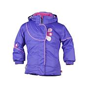 Lil Girls' Karma Jacket - Purple