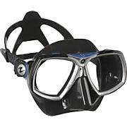Look 2 Mask - Black / Blue