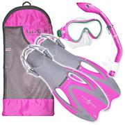 Youth Coral Pflex Set  - Pink