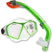 Youth Molokai Snorkeling Combo, Rec - Green