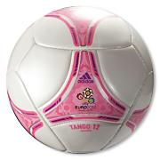 Euro 2012 Glider Soccer Ball – Metallic/Pop