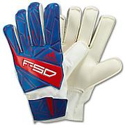 F50 Training Soccer Goalkeeper Gloves – Blue/Energy