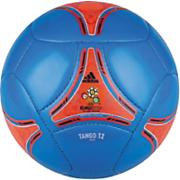 Euro 2012 Mini Soccer Ball – Bright Blue/Infrared/Collegiate Navy/White