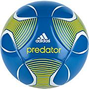predator Europa League Capitano Soccer Ball - Blue