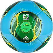 Confederations Cup 2013 Glider Soccer Ball - Blue