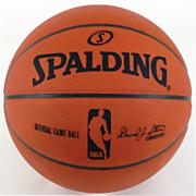 NBA Leather Game Ball
